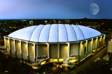 History Of The Carrier Dome Syracuse University Athletics