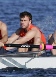 OShaughnessy Brings World Rowing Experience Into Senior Season