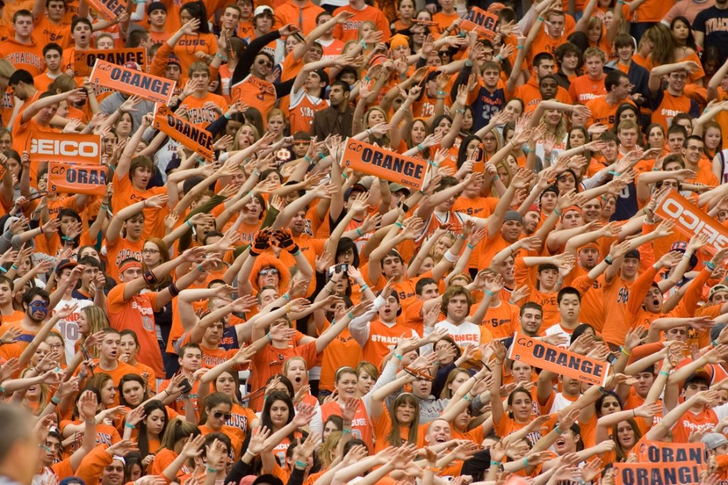 Basketball Season Tickets On Sale September 8 Syracuse University