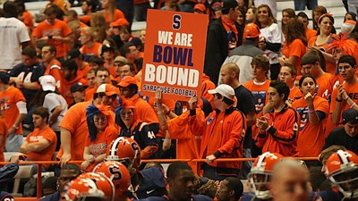 Alumni Clubs Donate Basketball Tickets To Syracuse Youth Syracuse