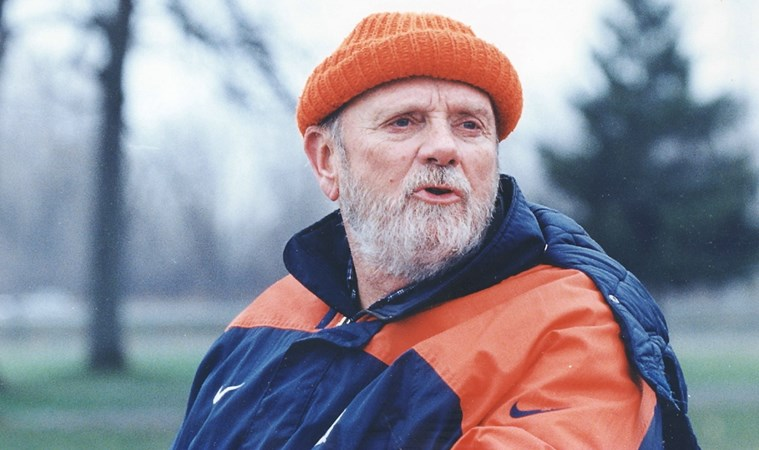 Bill Sanford To Be Inducted Into Syracuse Rowing Hall of