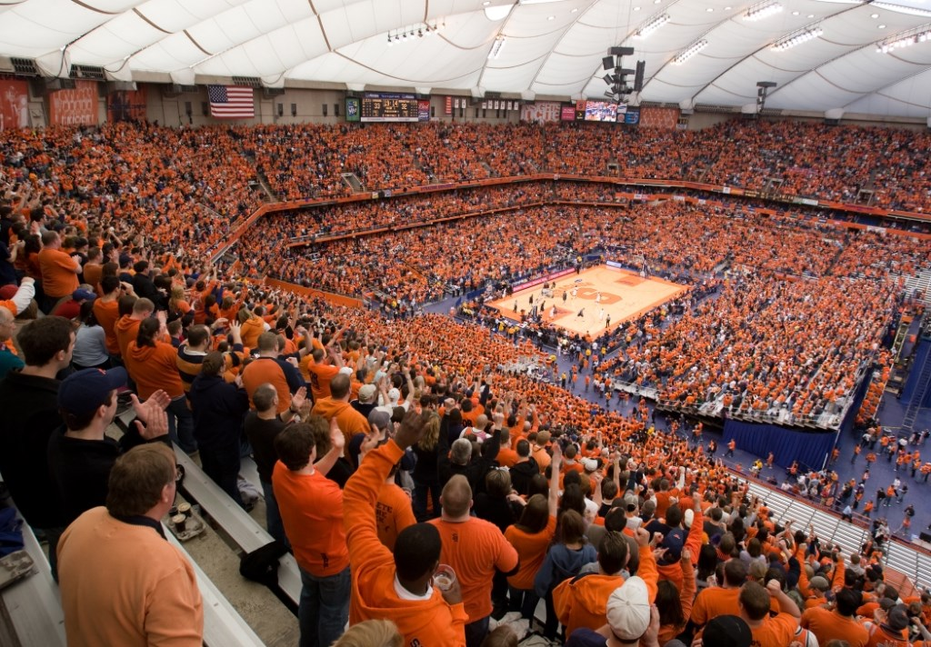 Carrier Dome Box Office Extends Hours To Accommodate Fans Syracuse