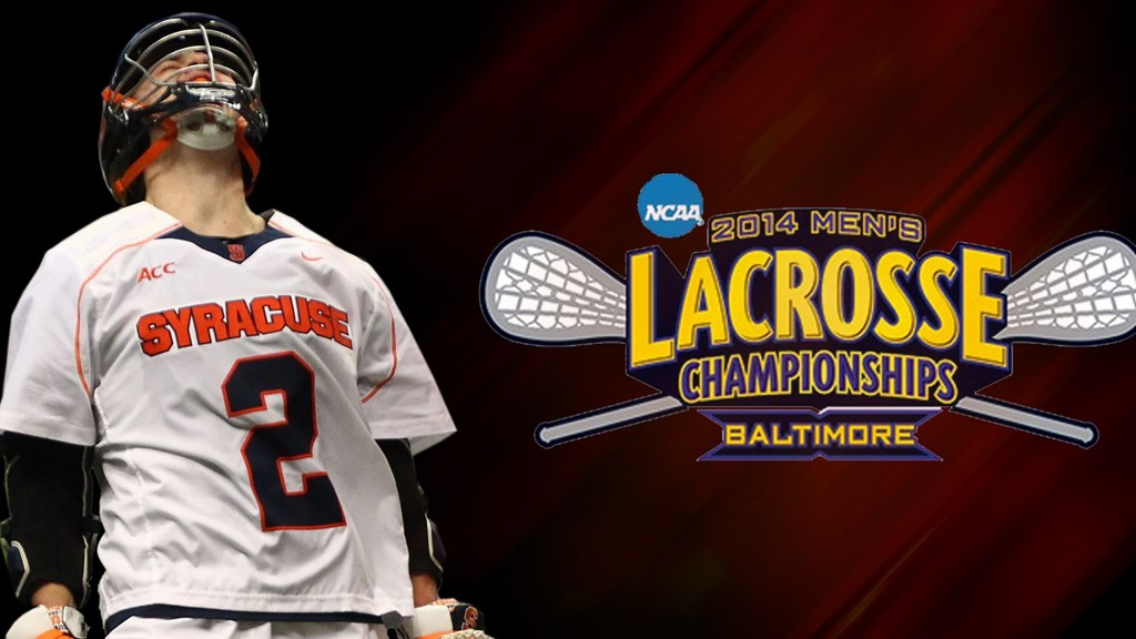 Men S Lacrosse Earns No 2 Seed In Ncaa Tournament Syracuse
