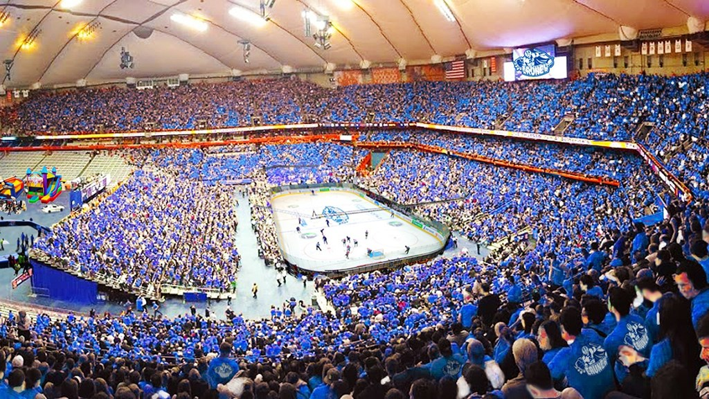 Syracuse Crunch To Host Frozen Dome Classic Syracuse