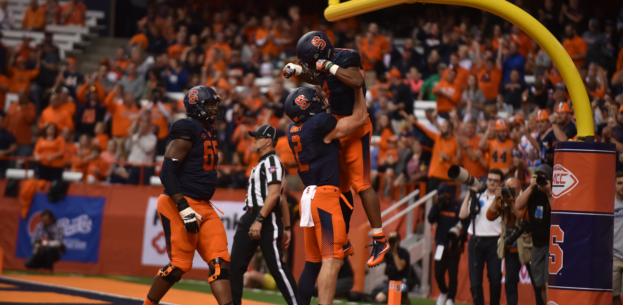 Syracuse Football Schedule This Year