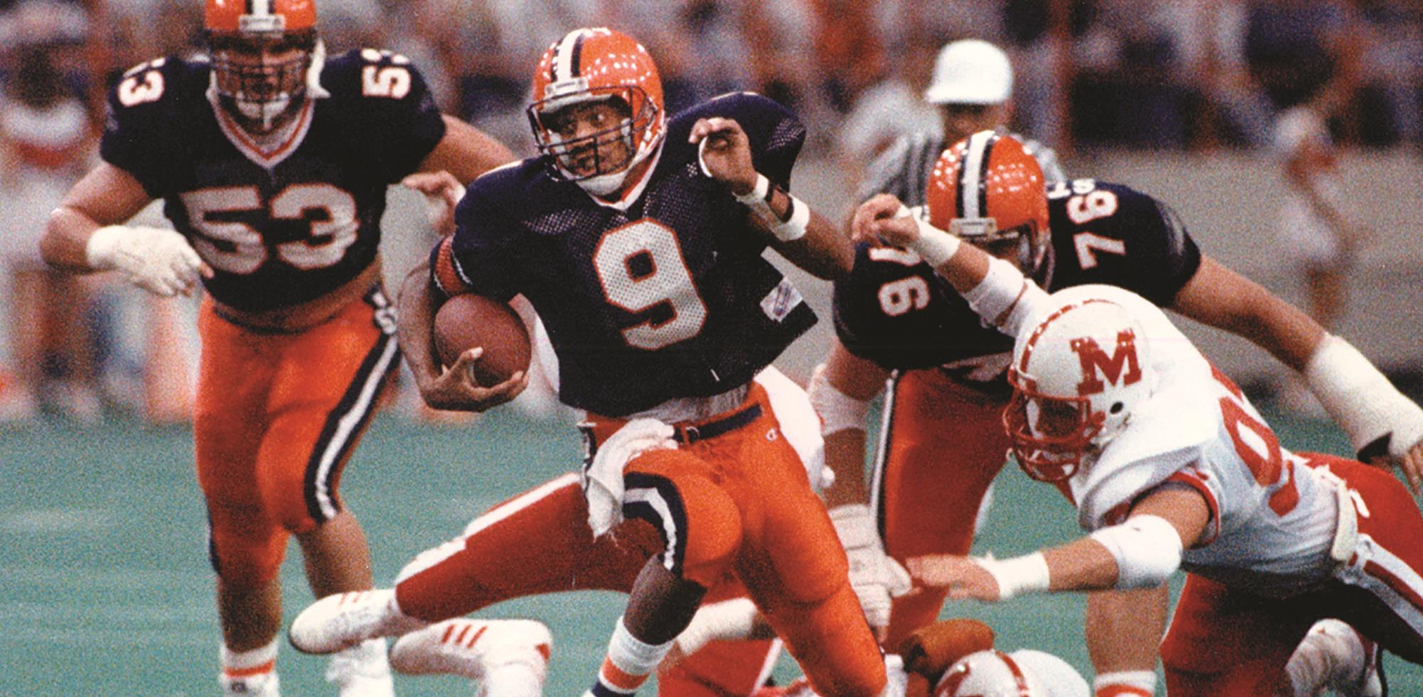TBT: Orange Rally to Beat Boston College, Stay Undefeated ...