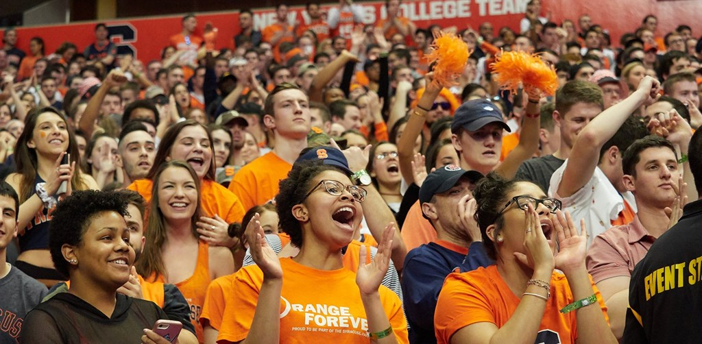 Men S Basketball Single Game Tickets On Sale Syracuse University