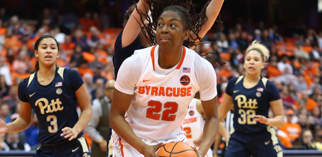 Finklea Guity Named Acc Rookie Of The Week Syracuse University