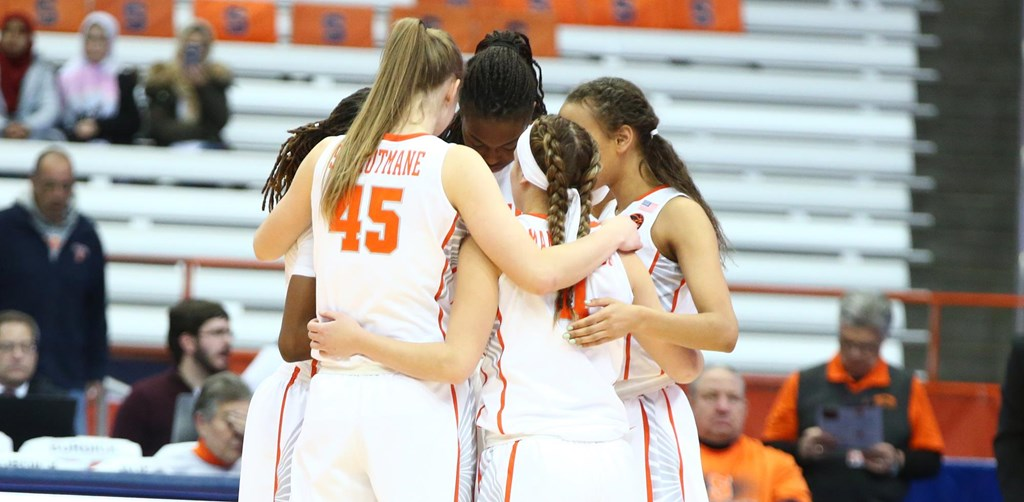Orange Look To Extend Win Streak Sunday At Boston College Syracuse