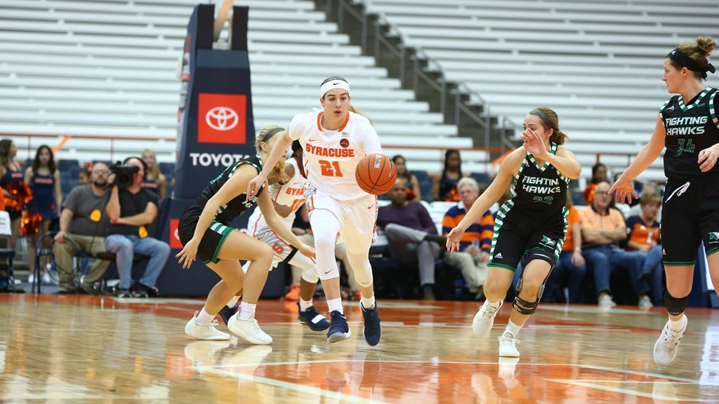 No 18 Orange And No 20 Texas A M Clash Wednesday In Nyc