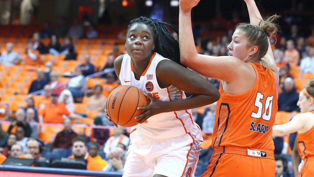 Orange Take Control In Fourth Quarter To Defeat Bucknell Syracuse