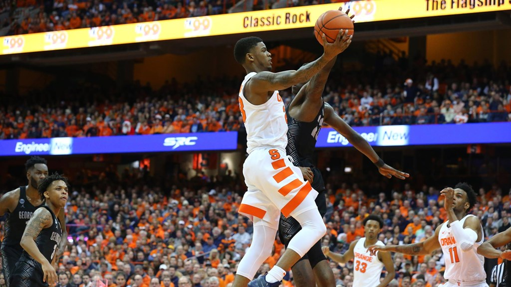 Orange Bring 5 Game Streak Saturday Syracuse University Athletics