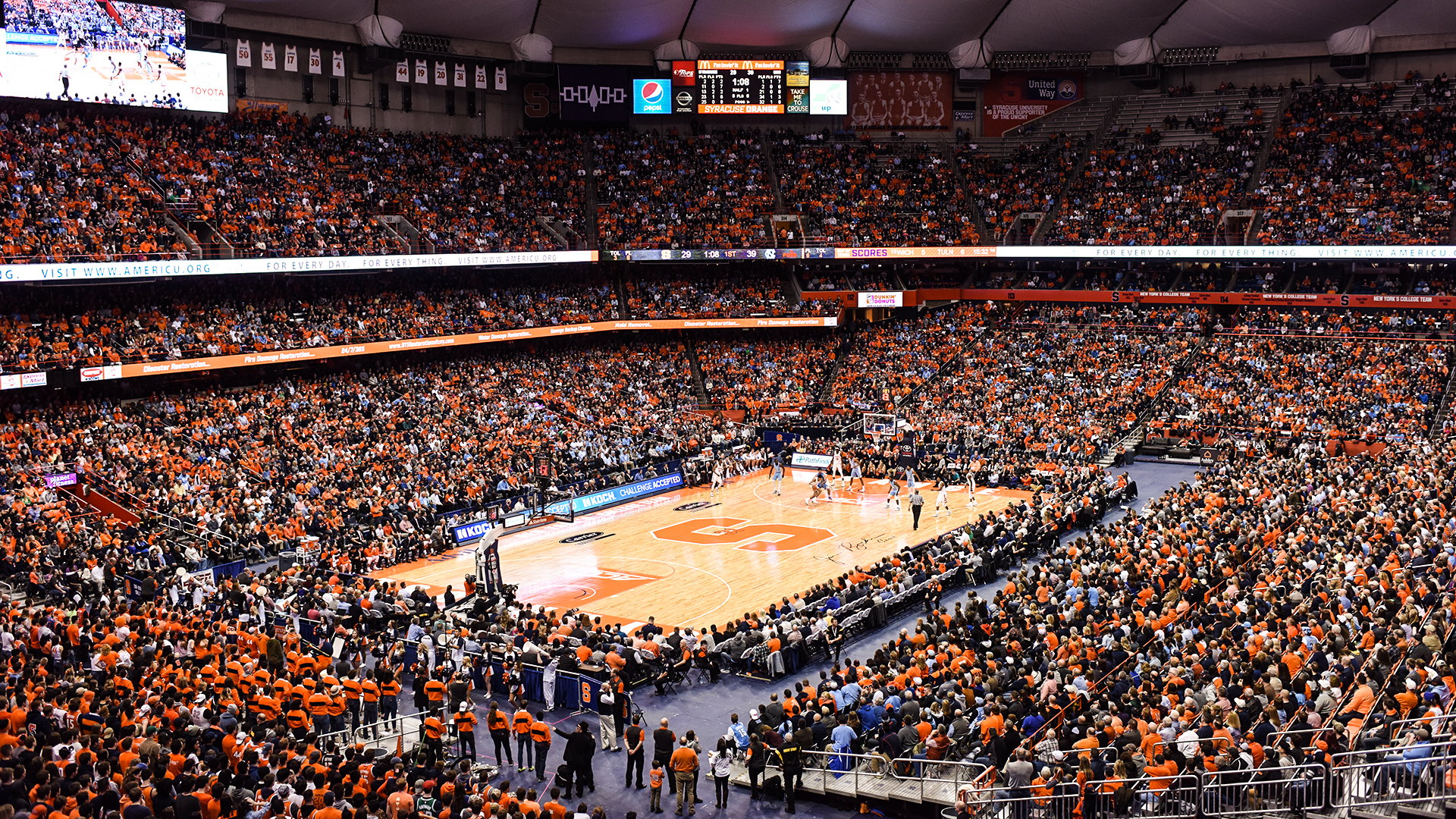 men's basketball - syracuse university athletics