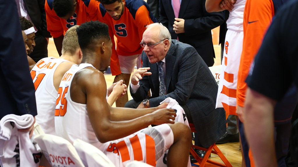 ACC Pairings Include Two Syracuse Against Duke Clashes