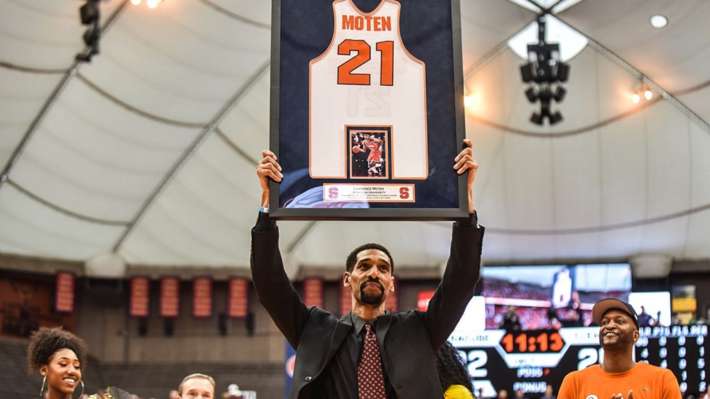 Moten S 21 Retired Syracuse University Athletics