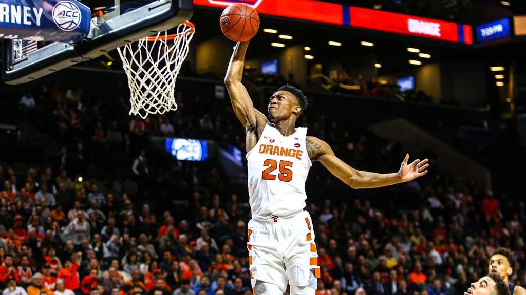 Orange Host Exhibition Thursday Syracuse University Athletics