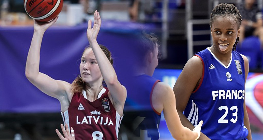 Orange Well Represented In Fiba U20 Women S European Championship
