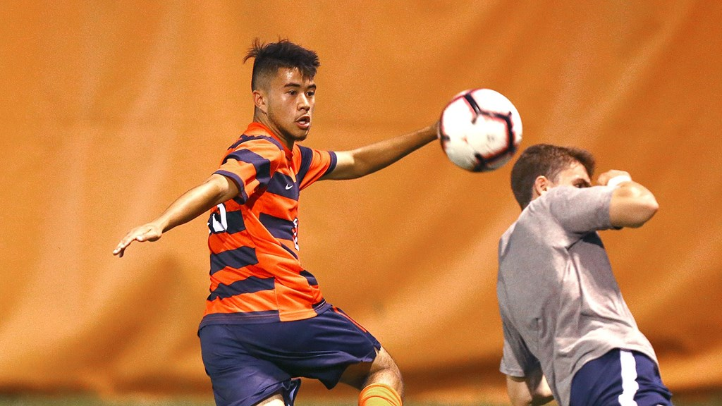 Late Goal Lifts Orange Past Wildcats