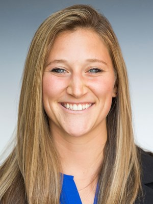Sarah Eisenhut - Assistant Athletic Trainer (Women's Rowing) - Staff