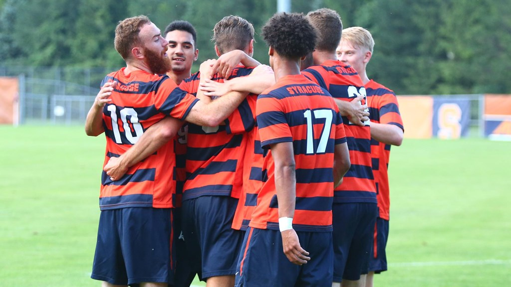 Orange Host Colgate Monday Syracuse University Athletics