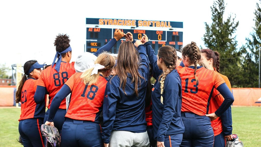 Softball Releases Fall 2018 Schedule Syracuse University Athletics