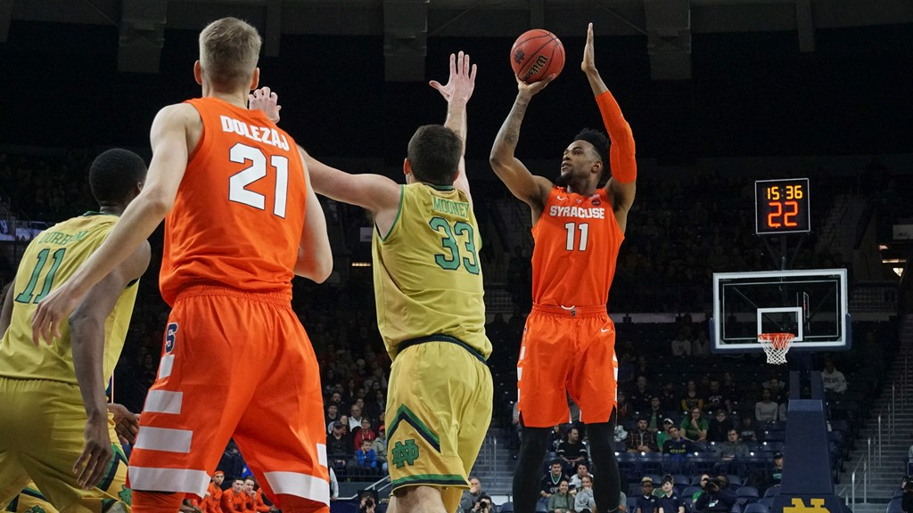 Syracuse Has Dome Matchup With Clemson Wednesday Syracuse