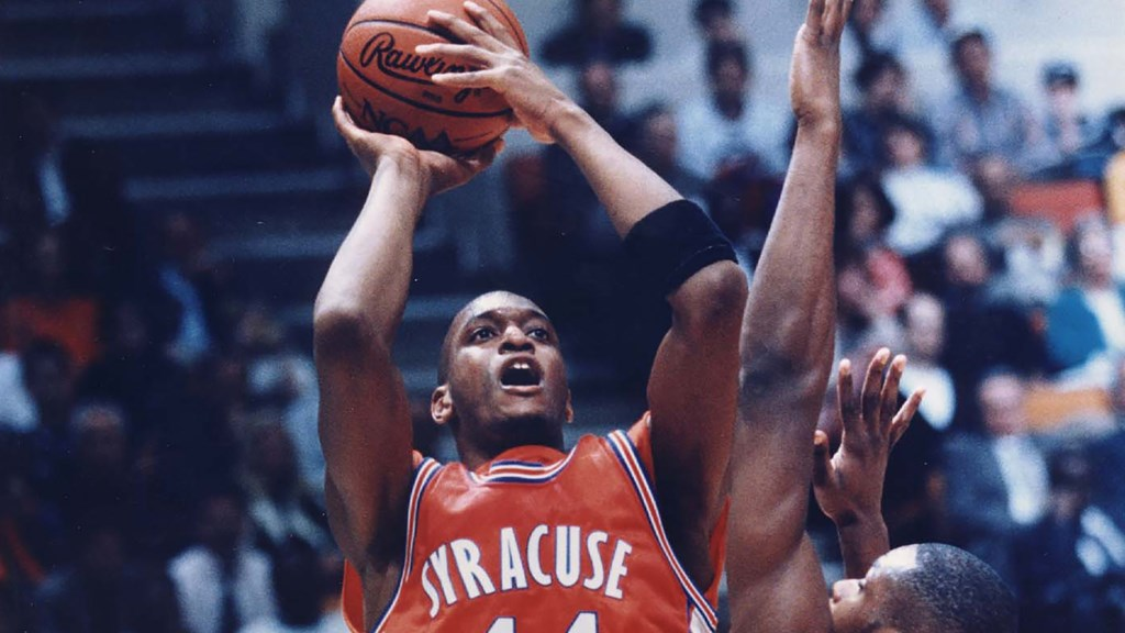 Syracuse will retire former basketball star John Wallace's No. 44, school announces