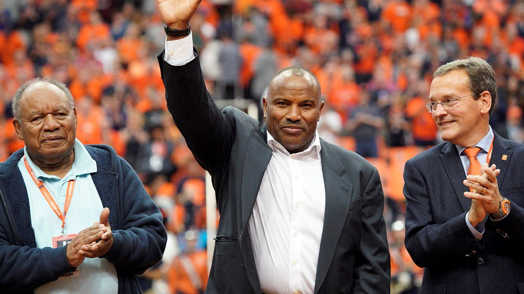 Syracuse football great Joe Morris selected for ACC's 2019 Football Legends Class