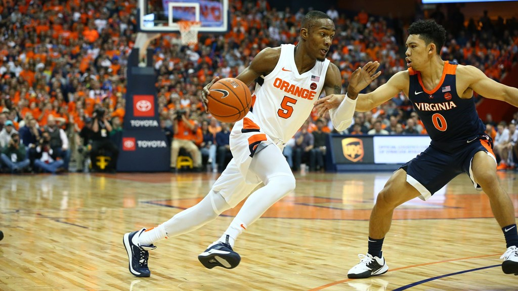 Syracuse Basketball: Orange face Colgate tonight at Carrier Dome (preview, media & info)