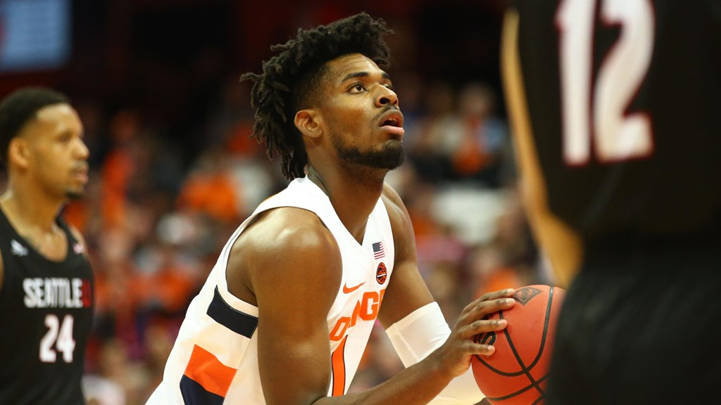 ORANGE GAME DAY: Syracuse welcomes Cornell to Dome tonight (preview & info)