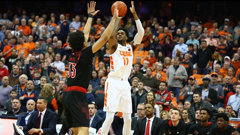 Orange 1 Duke Clash In Front Of Sold Out Crowd Syracuse