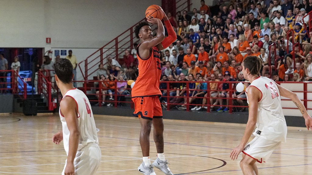 Syracuse basketball's Elijah Hughes named to watch list for best small forward