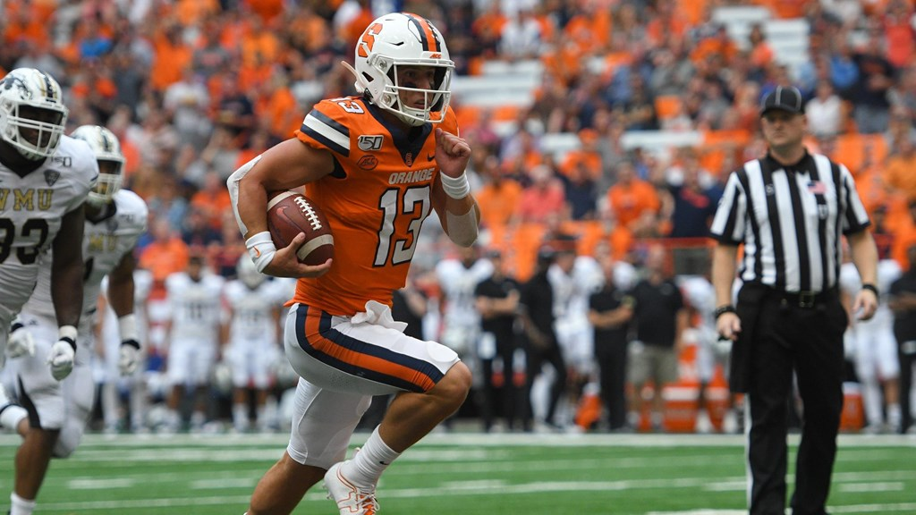 ORANGE GAME WEEK: Syracuse looks to make it two straight as they take on Holy Cross (preview, media & info)