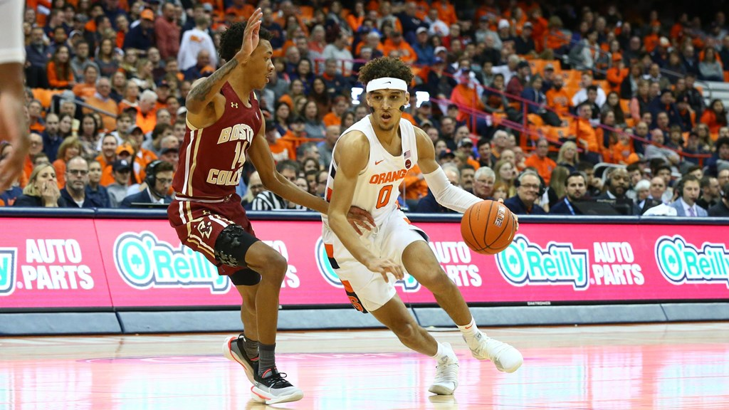 ORANGE GAME DAY: Syracuse takes on Virginia Tech this afternoon (preview & info)