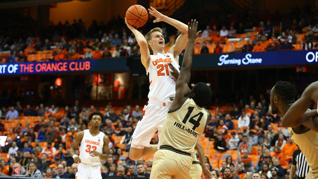 ORANGE GAME DAY: Syracuse looks to extend winning streak with win at Notre Dame tonight (preview & info)