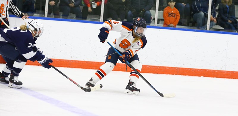 Orange Edged by Nittany Lions