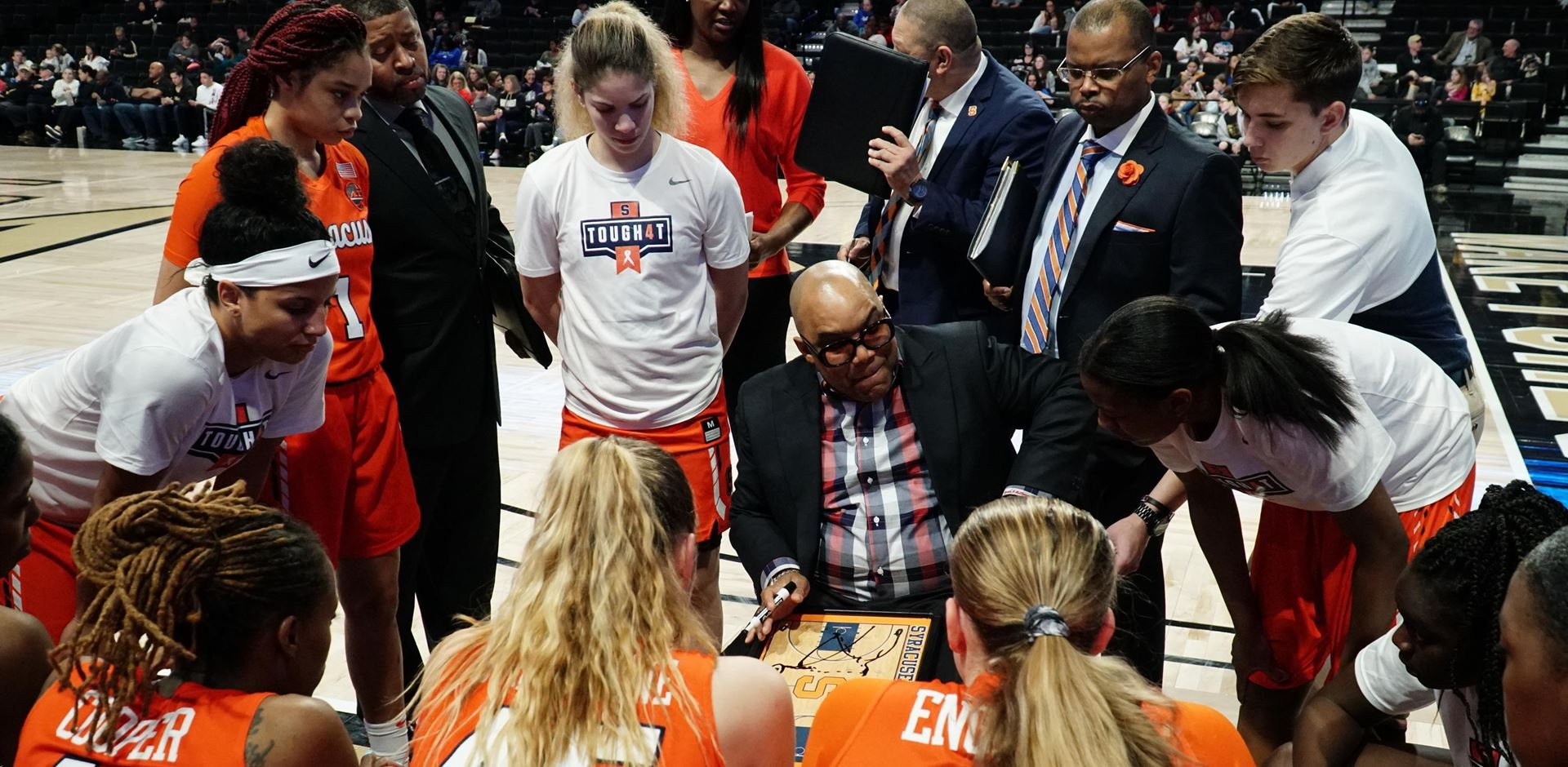 Syracuse women fall to Wake Forest, 65-60