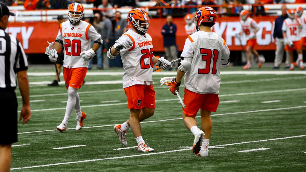 ORANGE GAME DAY: Syracuse Men's Lacrosse takes on Army this afternoon (preview & info)