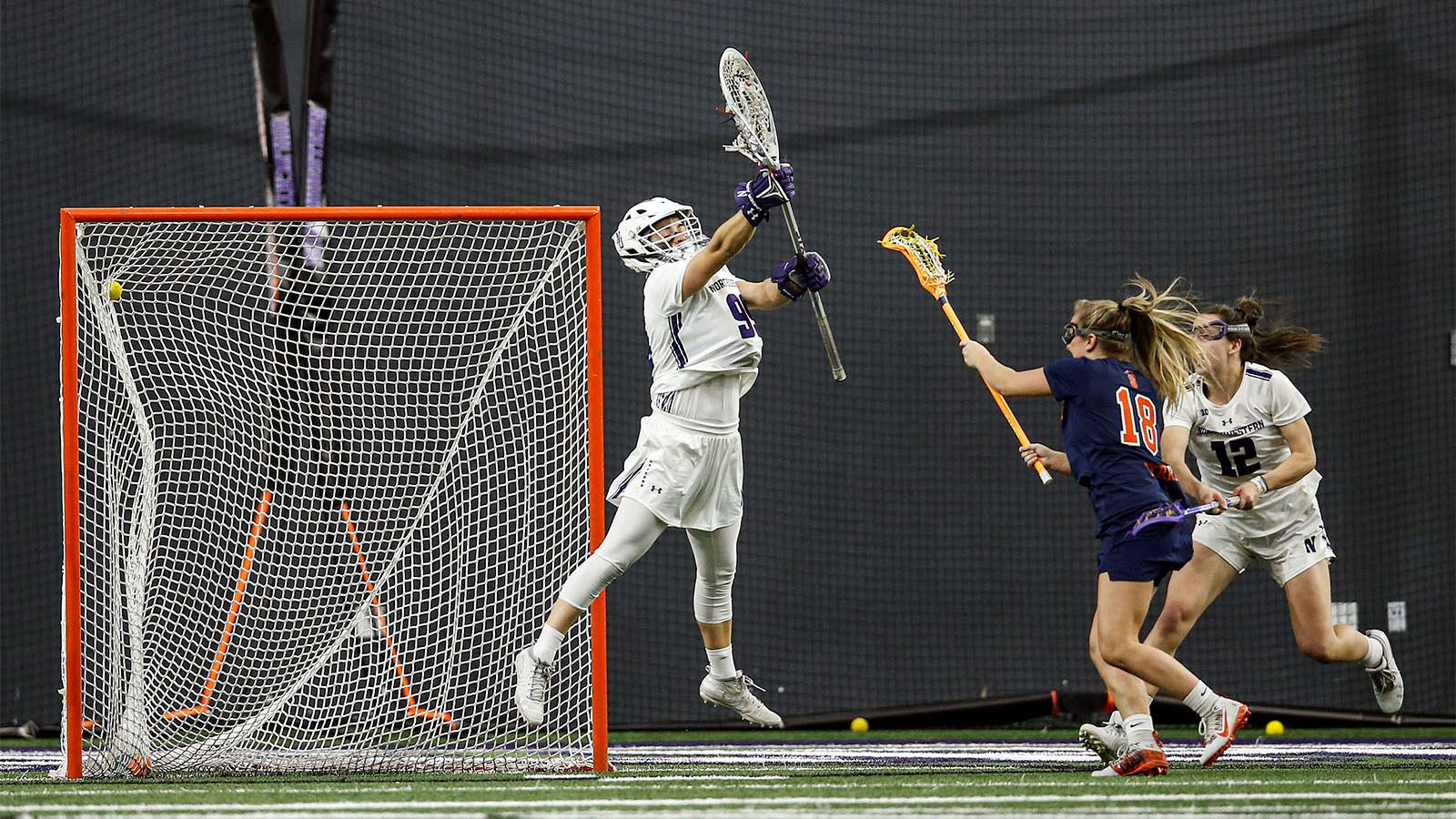 Strong second half leads Syracuse Women's Lacrosse past Northwestern