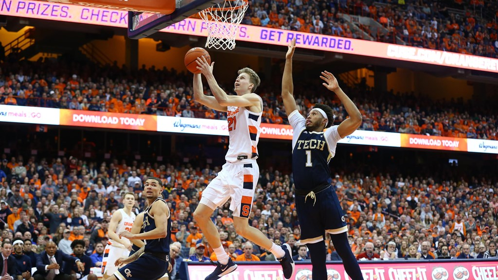ORANGE GAME DAY: Syracuse hits the road to take on Pittsburgh tonight (preview & info)