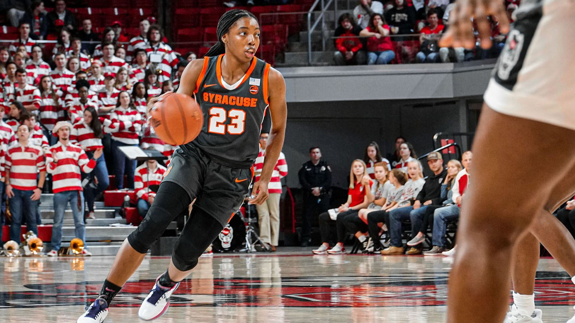 Syracuse women fall to NC State, 69-60