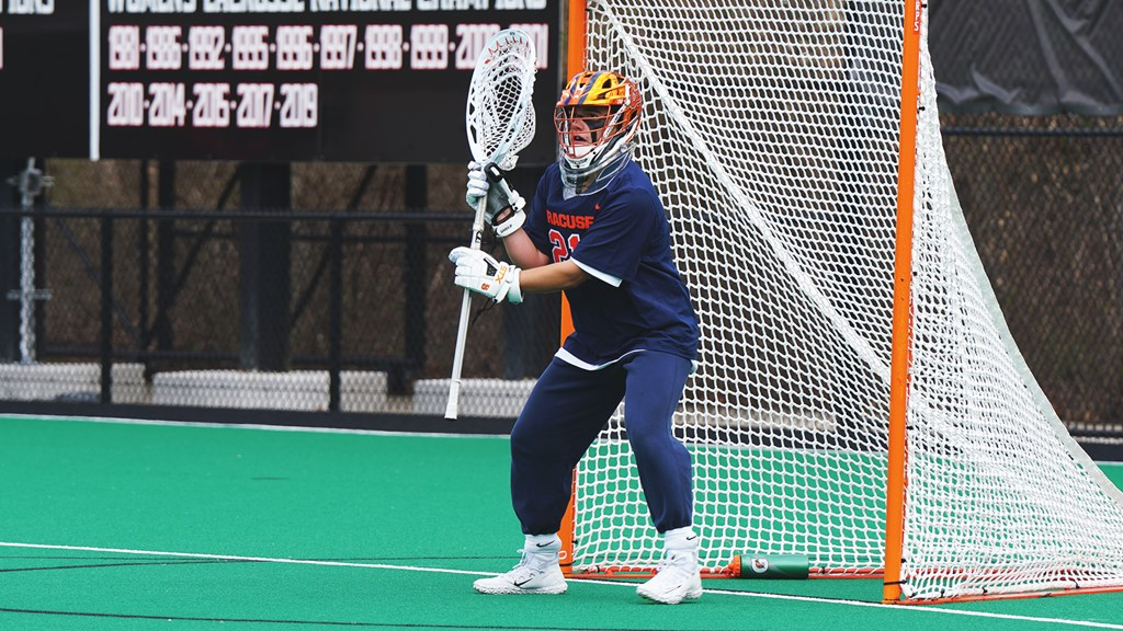 Syracuse Women's Lacrosse rolls past Maryland on the road