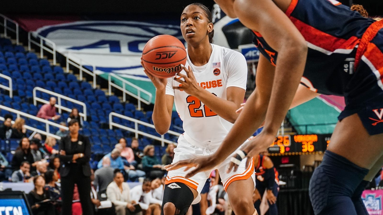Syracuse takes down Virginia to advance to ACC Quarterfinals