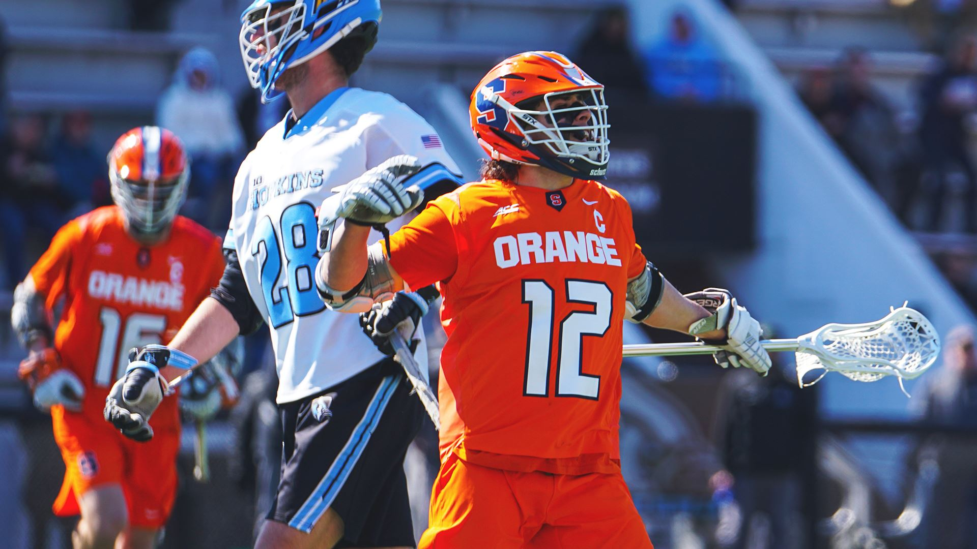 Syracuse Men's Lacrosse crushes Hopkins to stay perfect (full coverage)
