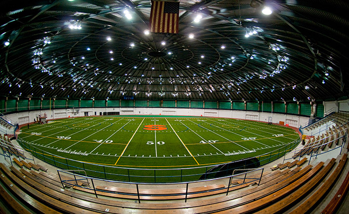 Manley Was Built To Replace The Old Archbold Gymnasium, Which Was  Constructed In 1908 For A Mere $400,000. The Field House Is Named For Dr.  George L. Manley ...